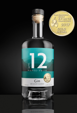 Gin Km12 with Medal
