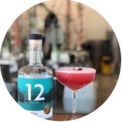 KM12 - Gin & Wild Raspberry
