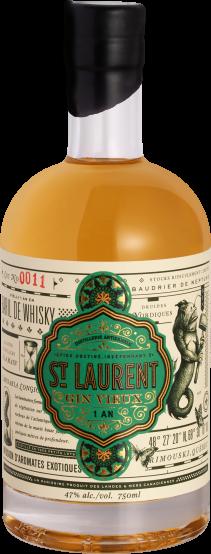 St. Laurent Gin Vieux big bottle